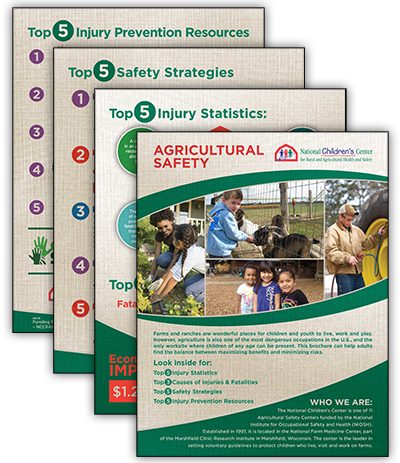 Child Agricultural Safety Brochure