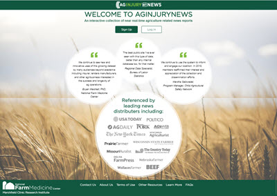 Click here to open Ag Injury News website in a new tab.