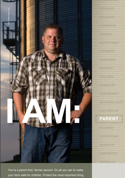 Click here to open the I Am a Parent poster PDF in English.