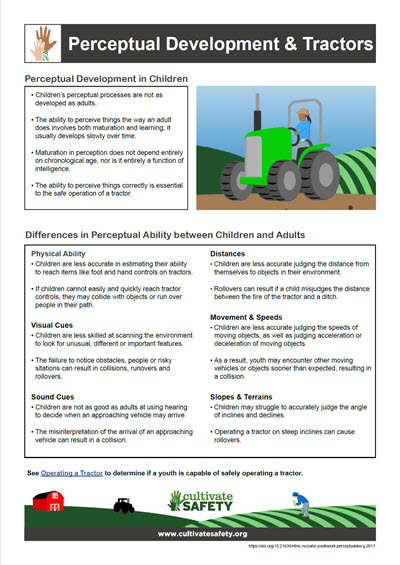 Click here to open the Perceptual Development and Tractors PDF in English.