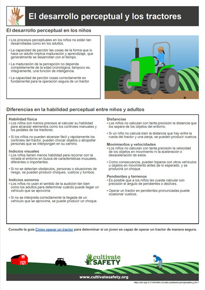 Click here to open the Perceptual Development and Tractors PDF in Spanish.