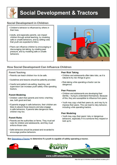 Click here to open the Social Development and Tractors PDF in English.