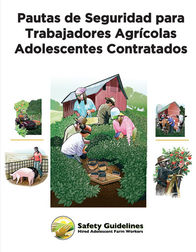 Click here to open SaGHAF Booklet PDF in Spanish.