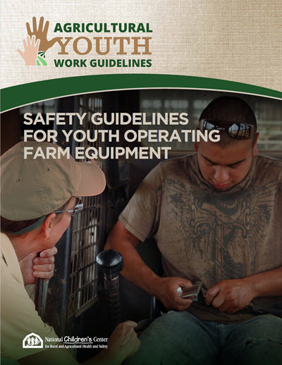 Click here to open Youth Operating Farm Equipment PDF in English.